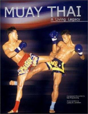 Muay Thai a Living Legacy Book