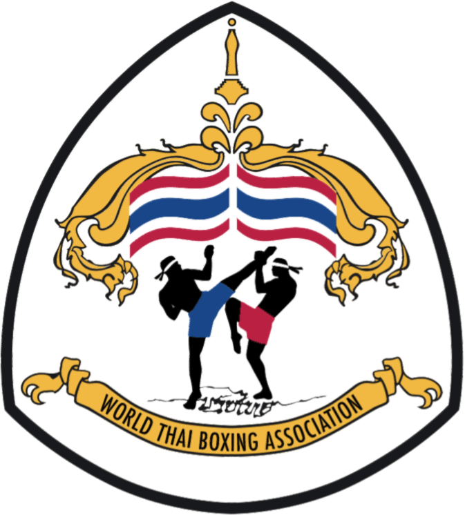Thai Boxing Sticky Logo